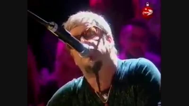 БГ и Александр Васильев (Сплин) - Песня о Звёздах (Неголубой Огонёк))