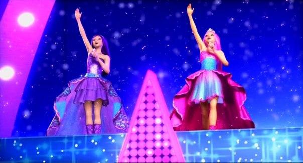 Барби поп звезда онлайн