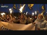 Сейтар (Солдаты IV Рейху) - Марш националистов в Киеве (2018)