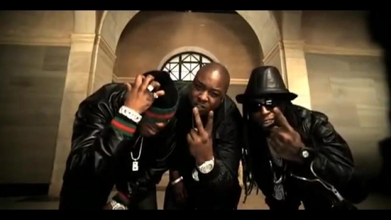 Busta Rhymes feat Lil Wayne Jadakiss Respect My Conglomerate DVDRIP XViD 2009