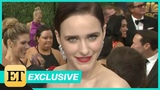 Emmys 2018 Rachel Brosnahan Wins! The Relatable Way She'll Celebrate (Exclusive)