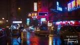 Hong Kong - The Fading Neon City