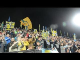 Ростовские фанаты на матче Ростов - Локомотив - 1-0_363277197