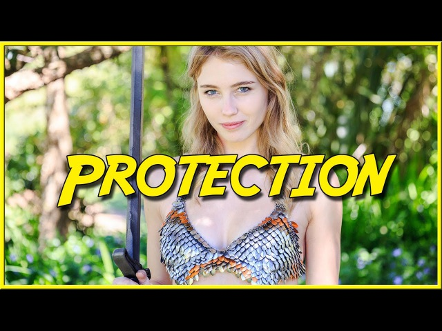 Protection (Female Armour In Games) - Epic NPC Man | Viva La Dirt League (VLDL)