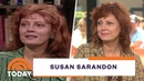 Susan Sarandon On Filming 'Thelma Louise ' Pingpong And 'Feud' Today
