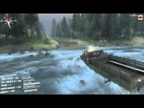 SpinTires beta 2014 Plains map