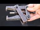 Make A Armature Bearing Puller    DIY Bearing Puller