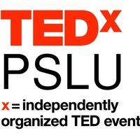 Логотип TEDxPSLU