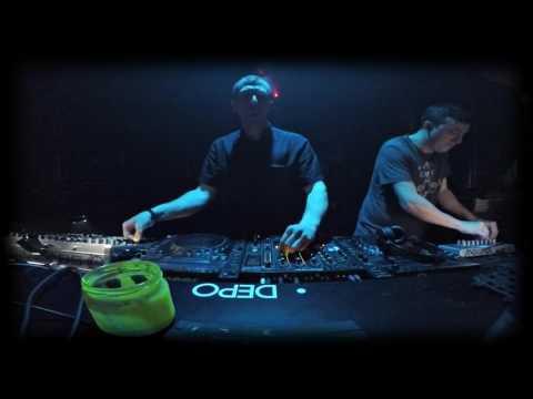 F.O.R.M. live PA@DEPO Zagreb 10.03.2017.