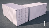 CGC Classic: Modeling a Shipping Container - Pt 1 (Blender 2.6)