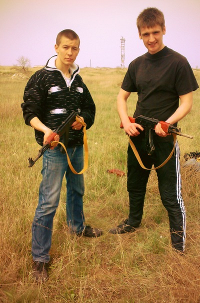 Олег Савостин, 7 апреля 1994, Евпатория, id121994315