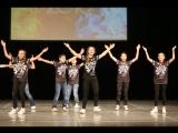 Студия современного танца Братьев КУРБАНОВЫХ «DANCE RUSH» гр. «TEENAGERS» - EASY