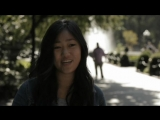 English File American - Video 5 - Practical English - People On the street -Is there a bank near here