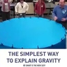 """Engineering on Instagram """"Gravity visualised 🤔 • • • • • space nasa galaxy astronomy universe cosmos stars astrophotography milkyway sci"""