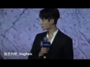 [FULL] 180517 iQIYI Technology Entertainment World Meeting for the Golden Eyes @ Lay (Zhang Yixing)