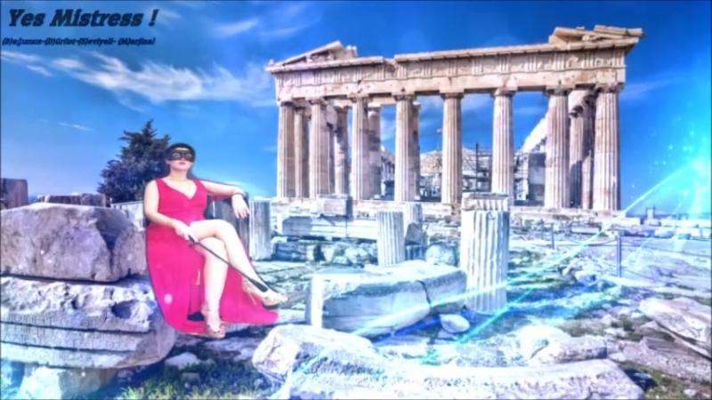 - AVRUPA'DA BİR CEVELAN - (CHAPTER 2) Yunan sahibe Alexandra (Greek Mistress Alexandra)