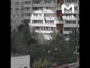 Восток Москвы. Мужчина пытается через балконы добраться до своей квартиры на седьмом этаже, но срывается и падает