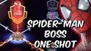 Level 65 Spider Man Boss One Shot Marvel Strike Force