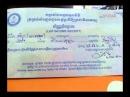 Khem Veasna   Khmer News   Cambodia News   2009 10 04  Wat Prah Oen Kosa C Slor Kram SR PF Part 1