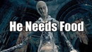 Dark Souls 3 Social Experiment Who Will Help The Hungry Man