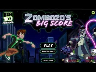 ���10 ����������� / Ben10 and clowns zombies