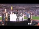 Ofenbach @ UEFA Europa League final opening ceremony,Lyon 16 may 2018