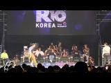 Morris (Fallen Kings) vs Mounir (Vagabonds) | R16 Solo Battles | Step x Step Korea