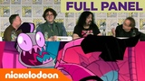 Invader Zim: Enter the Florpus' FULL Panel | Comic-Con 2018 | Nick