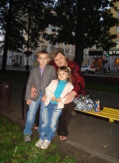 Ольга Рамазанова, 16 апреля 1980, Уфа, id194497796