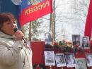 Марина Ивкова на День Победы 2017г д Имоченицы