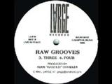 Kerri Chandler - Four (Raw Grooves EP)