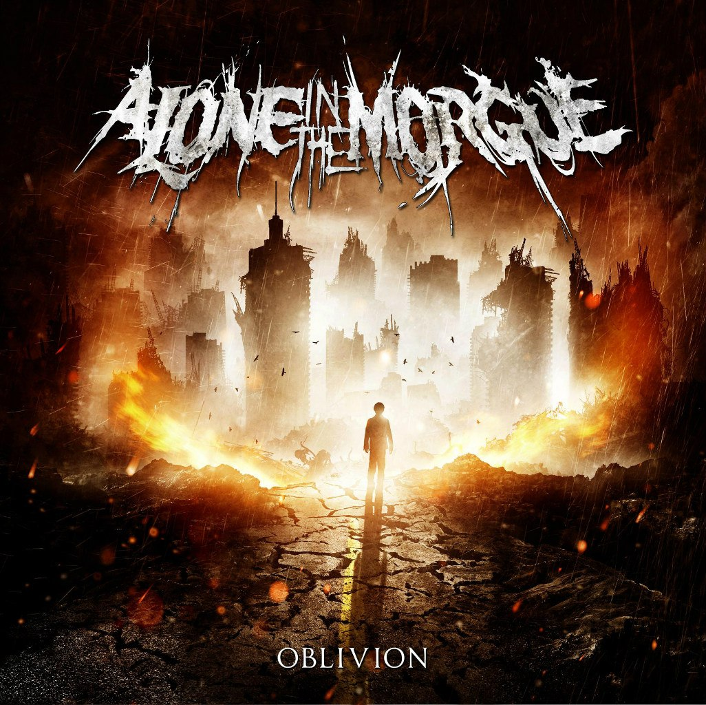 Alone In The Morgue -  Oblivion (2012)