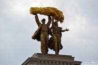 25 июля 2018 - Москва: Выставка достижений народного хозяйства (ВДНХ)