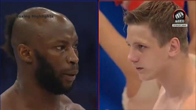 Дмитрий Меньшиков RUS - Яно Круз GBI || Dmitry Menshikov vs. Janu Kruz 18 World Cup TNA