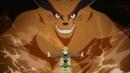 Наруто и Курама Девятихвостый становятся друзьями Naruto Shippuden 329