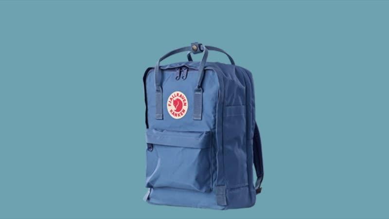 Fjallraven kanken promo backpack.by