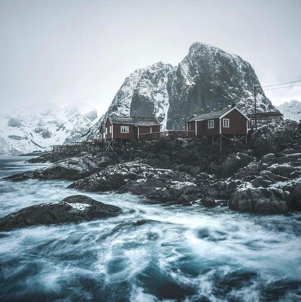 Роскошные пейзажи Норвегии - Страница 6 I5Nrl4iriRE