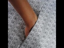 Comment coudre une poche invisible ? / How to sew a hidden pocket ?