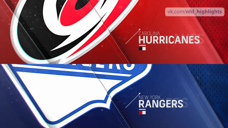 Carolina Hurricanes vs New York Rangers Jan 15, 2019 HIGHLIGHTS HD