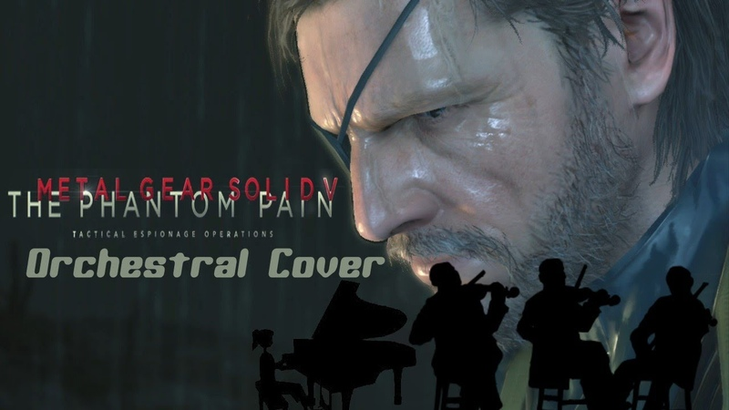 Metal Gear Solid V Phantom Pain Nuclear Orchestral Cover