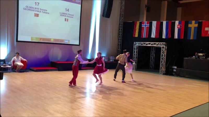Sondre Tanya - Boogie Woogie Fast