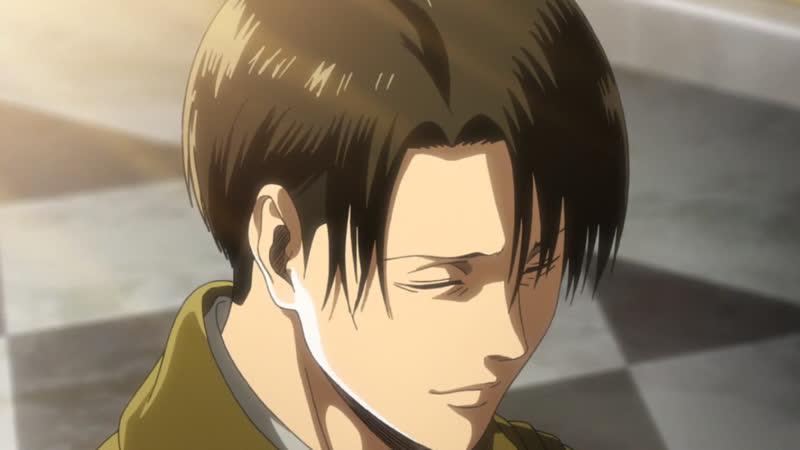 Shingeki no Kyojin Вторжение Гигантов Сезон 3 Хистория и Леви