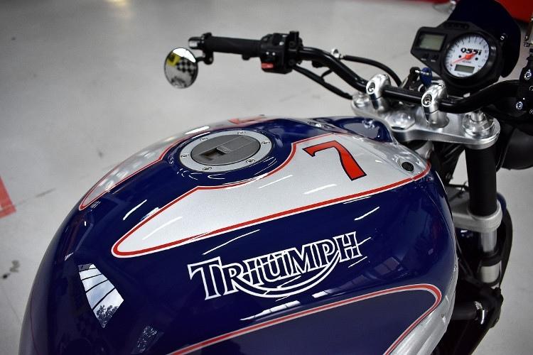 Ludwig: кастом Triumph Speed Triple