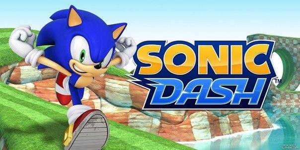 Скачать  Sonic Dash для android