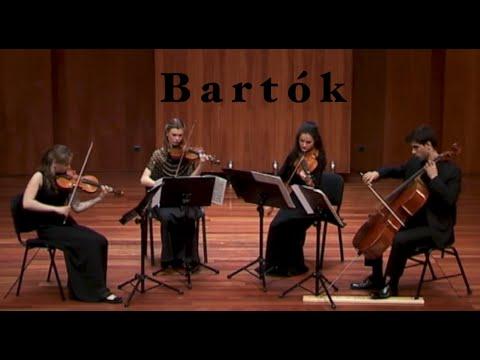 String Quartet No. 2 Op. 17 - BARTÓK
