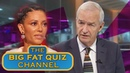 Jon Snow Reports and Mel B Sings About Her Booty | Big Fat Quiz of the Year 2014