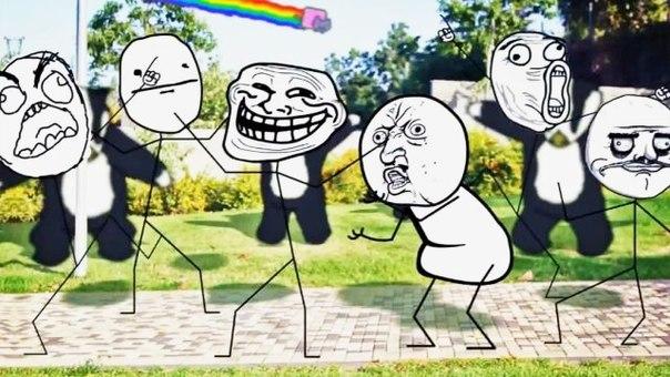 Анекдоты приколы комиксы и мемы