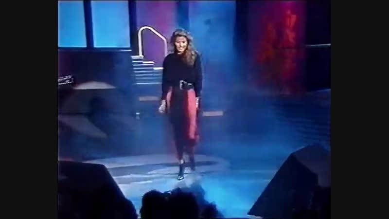 Sandra - Everlasting Love ( Belgium 1987) MTW