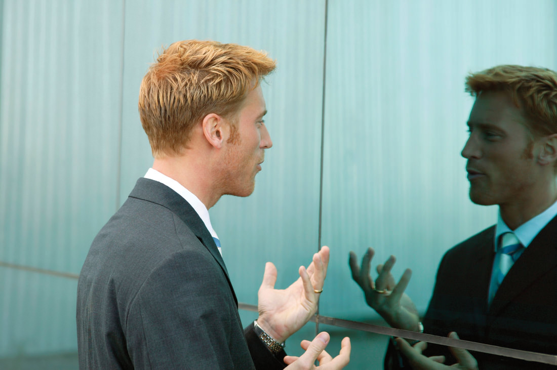 Тренировка речи перед зеркалом