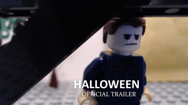 Хэллоуин Lego Halloween Trailer 2018